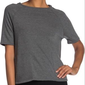 Go Couture Short Sleeve Top